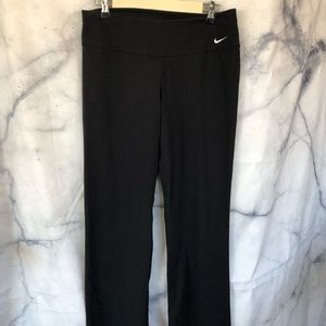 Nike Dri Fit Black Bell bottom leggings